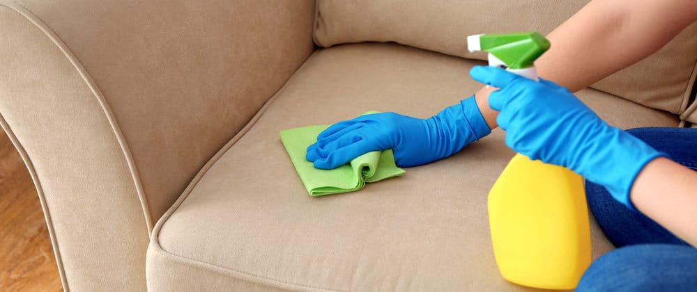 Clean a Couch with Park Avenue Cleaning