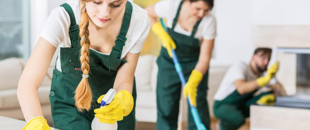 Commercial Cleaning with Park Avenue Cleaning Service