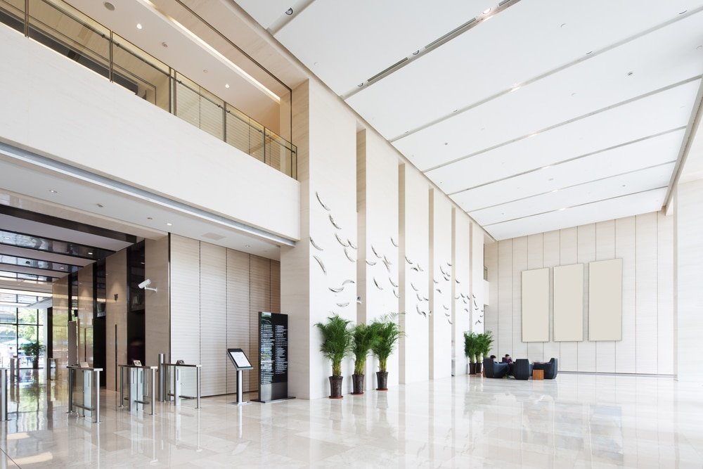 Commercial Floor Cleaning with Park Avenue Cleaning